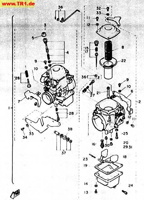 Xv Wiring Diagram on