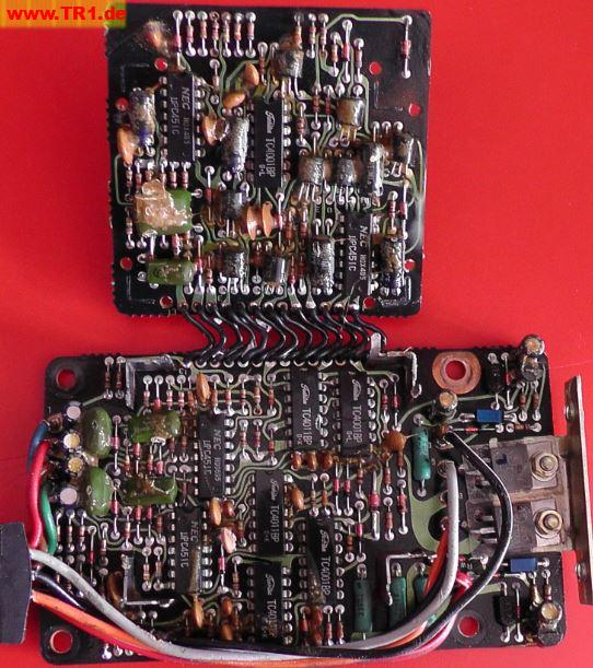 TCI unit repair - TR1 discussion forum - Manfred's TR1  Page