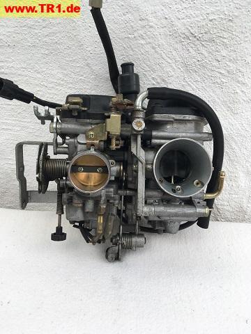 Bt1100 Bulldog Vergaser