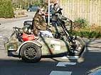 A real rat-TR1 side car from F. Roeffen from Holland [1 of 3]