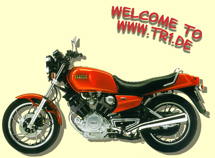 The great YAMAHA TR1